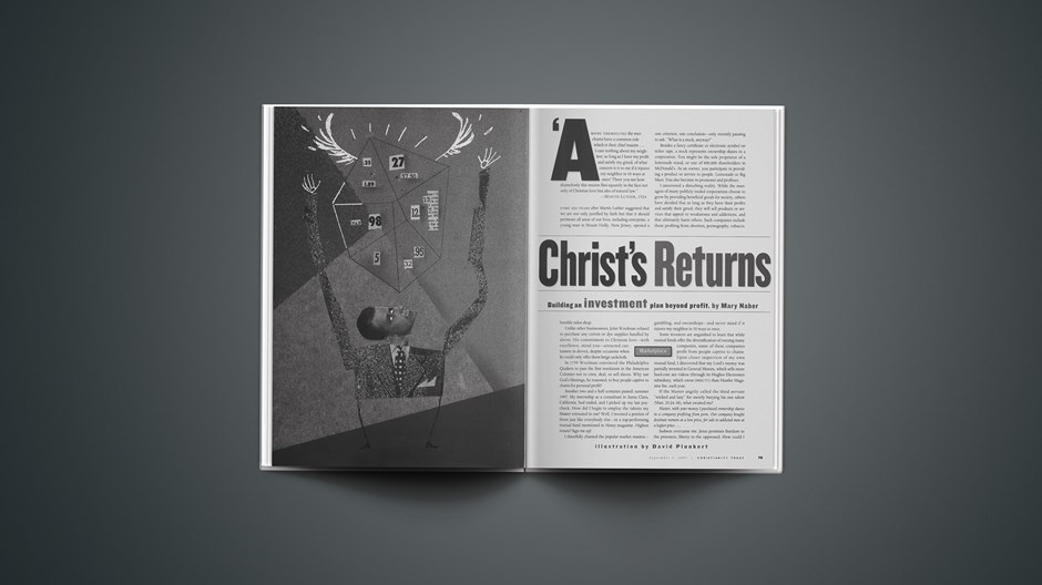 Christ's Returns