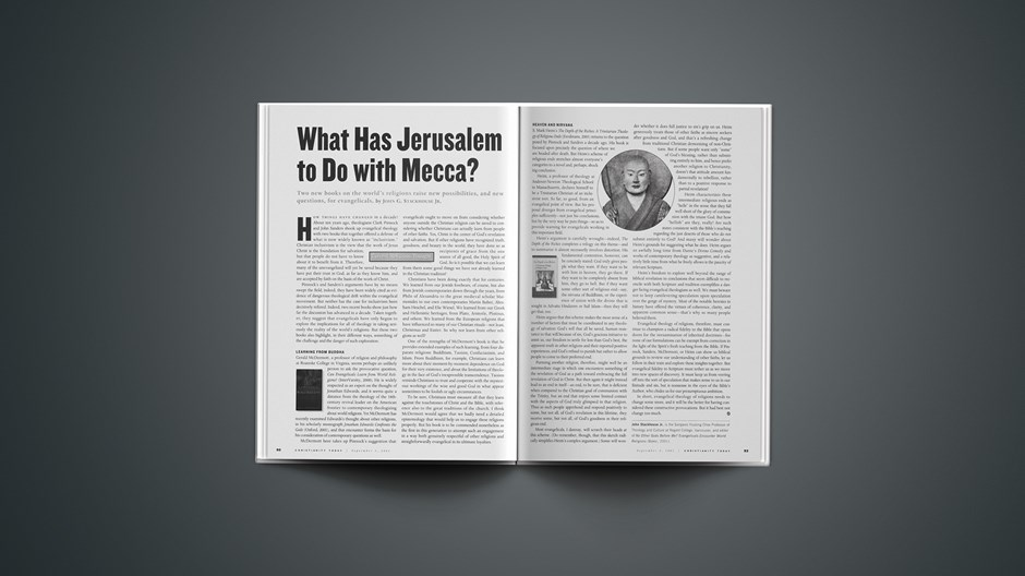 What Has Jerusalem to Do with Mecca?