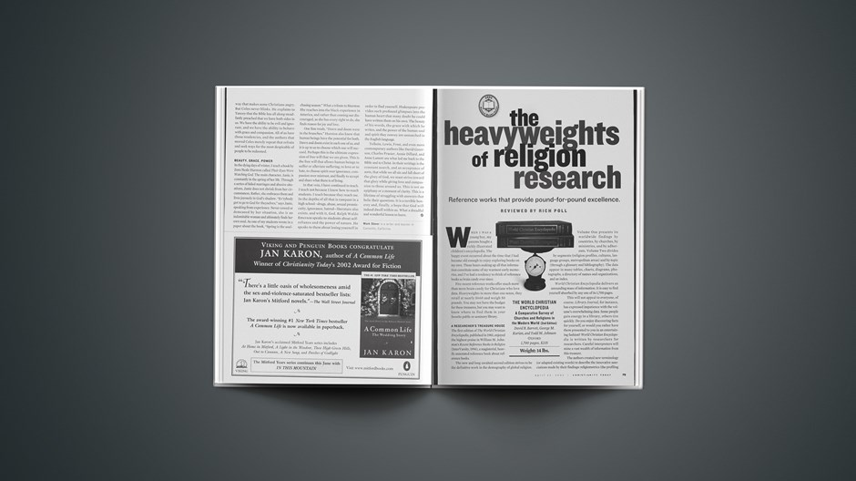 The Heavyweights of Religion Research