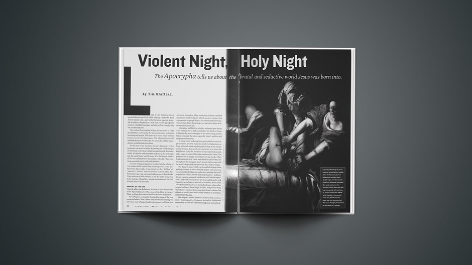 """Violent Night, Holy Night"""