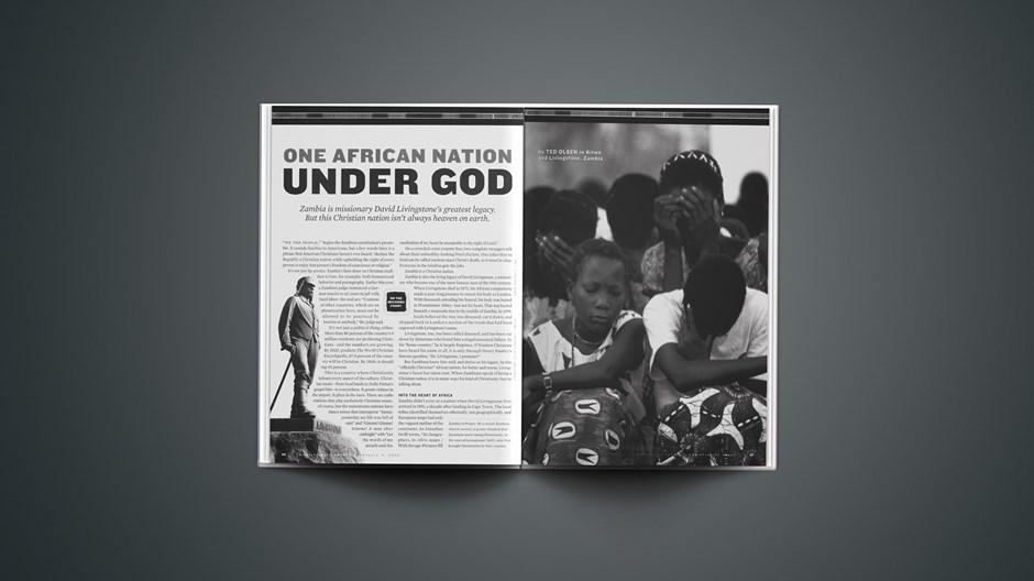 One African Nation Under God