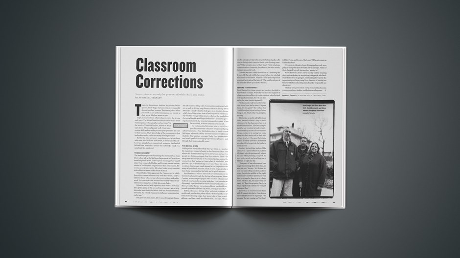 Classroom Corrections