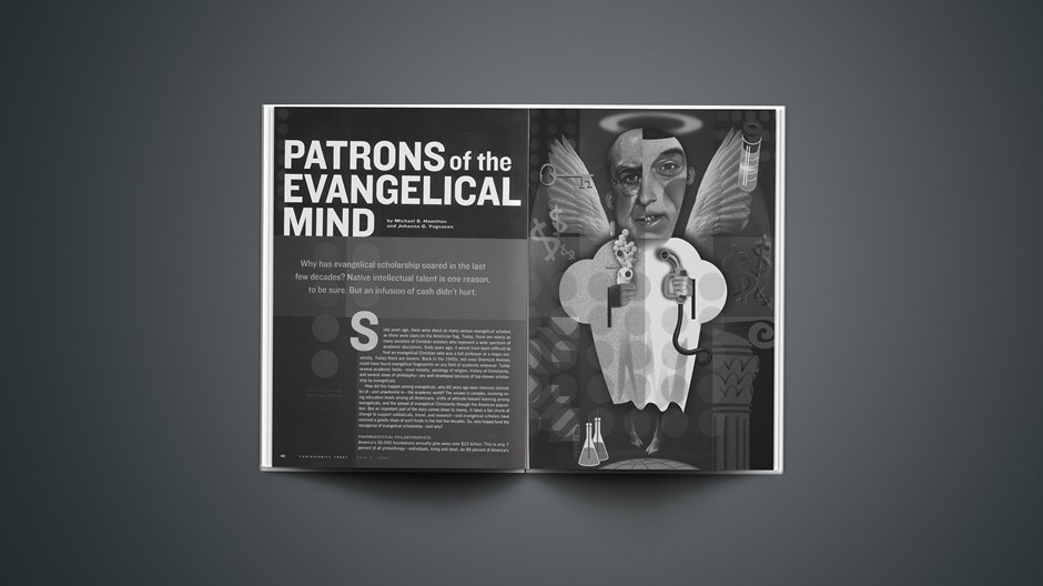 Patrons of the Evangelical Mind