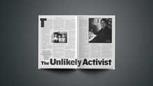 The Unlikely Activist