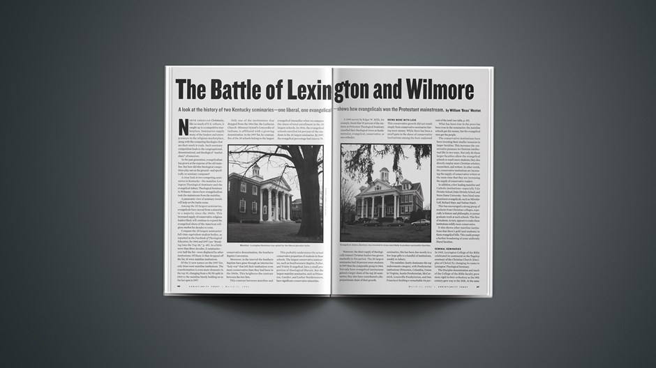 The Battle of Lexington and Wilmore