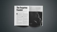 The Forgotten Founder