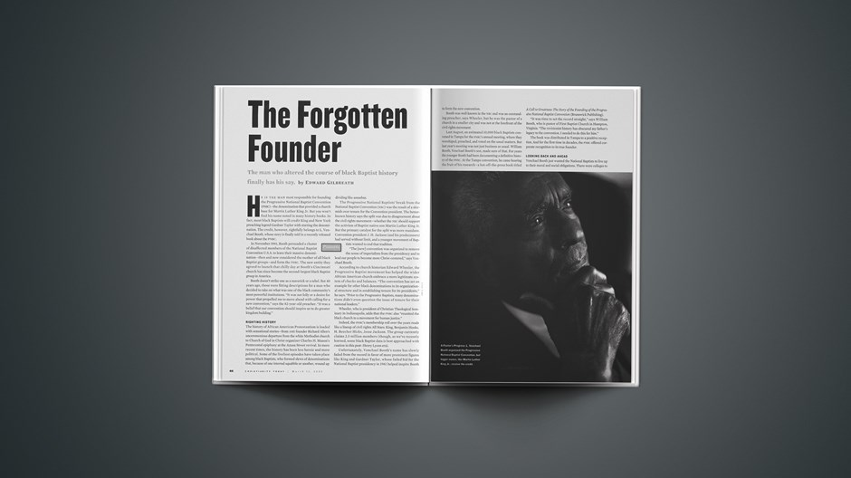 The Forgotten Founder