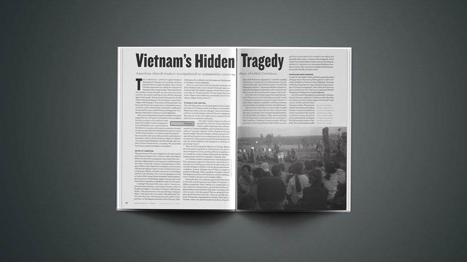 Vietnam's Hidden Tragedy