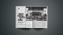 40 Best Christian Places to Work: The Complete List & A Closer Look at the Top Finalists