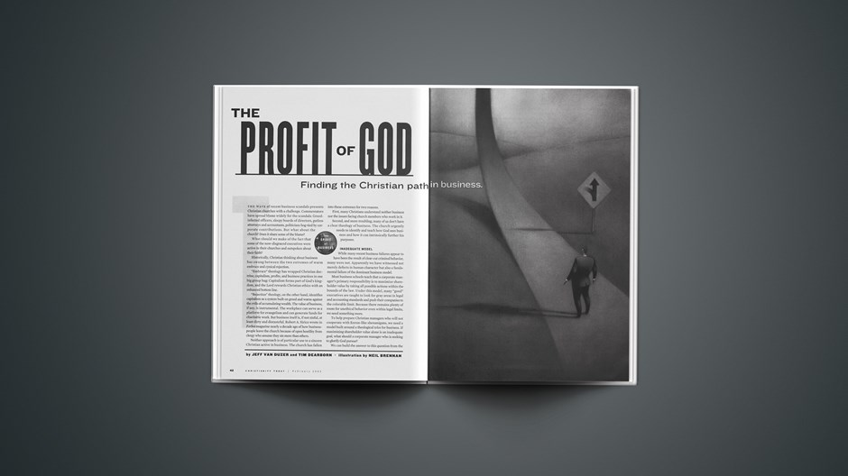 The Profit of God