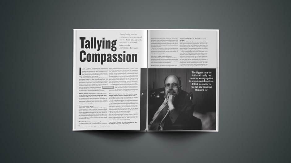 Tallying Compassion