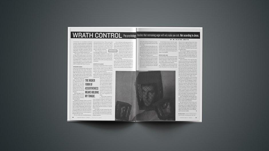 Wrath Control