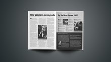"""New Congress, New Agenda"""