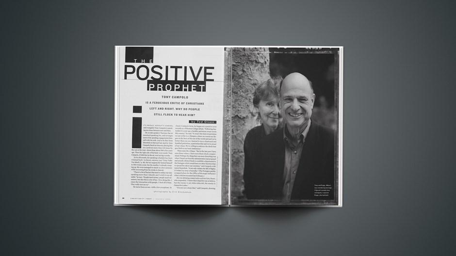 The Positive Prophet