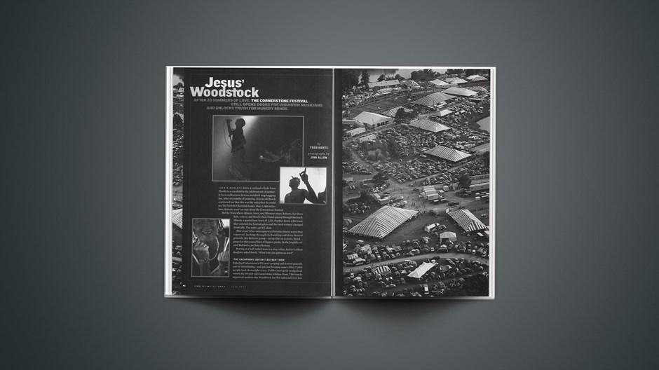Jesus' Woodstock