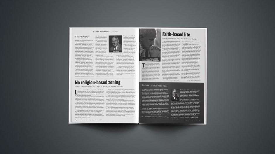 Faith-Based Lite