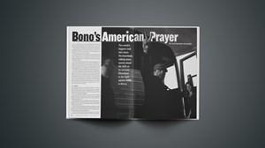 Bono's American Prayer