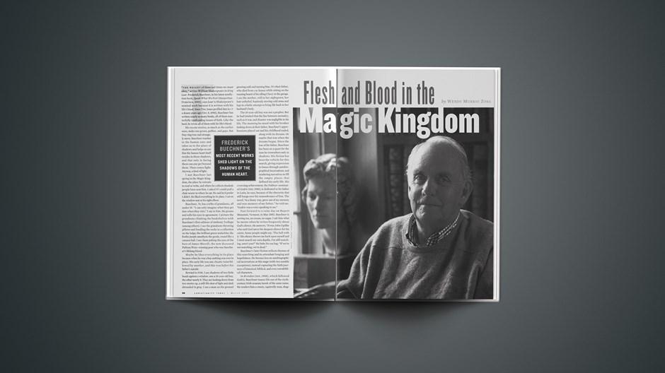 Flesh and Blood in the Magic Kingdom
