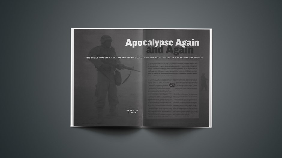 Apocalypse Again and Again