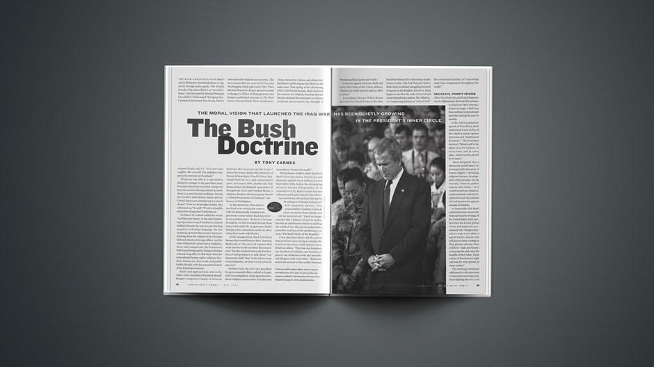 The Bush Doctrine