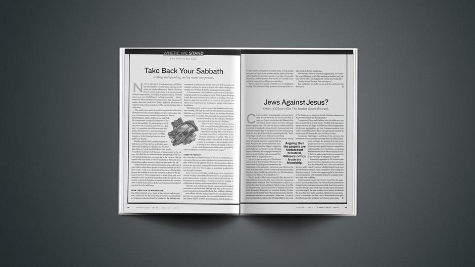Jews Against Jesus?