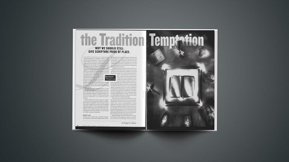 The Tradition Temptation