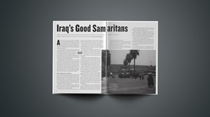 Iraq's Good Samaritans