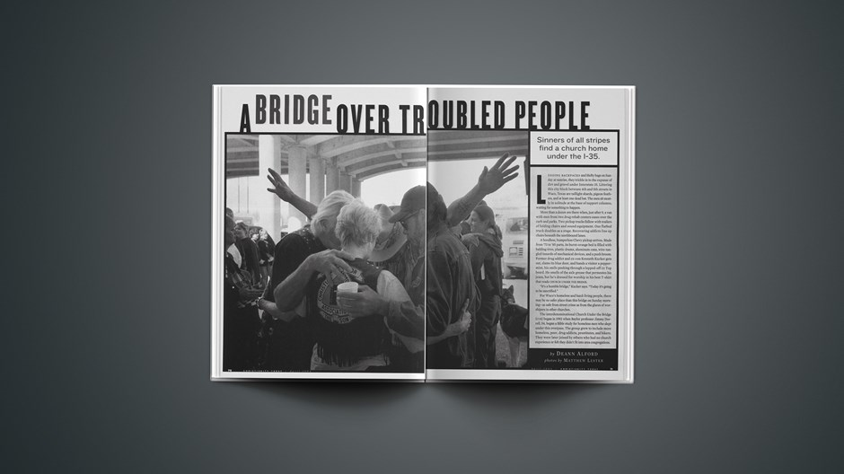 A Bridge Over Troubled People