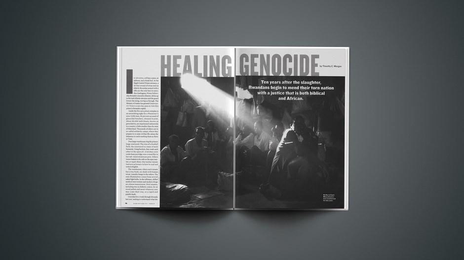 Healing Genocide