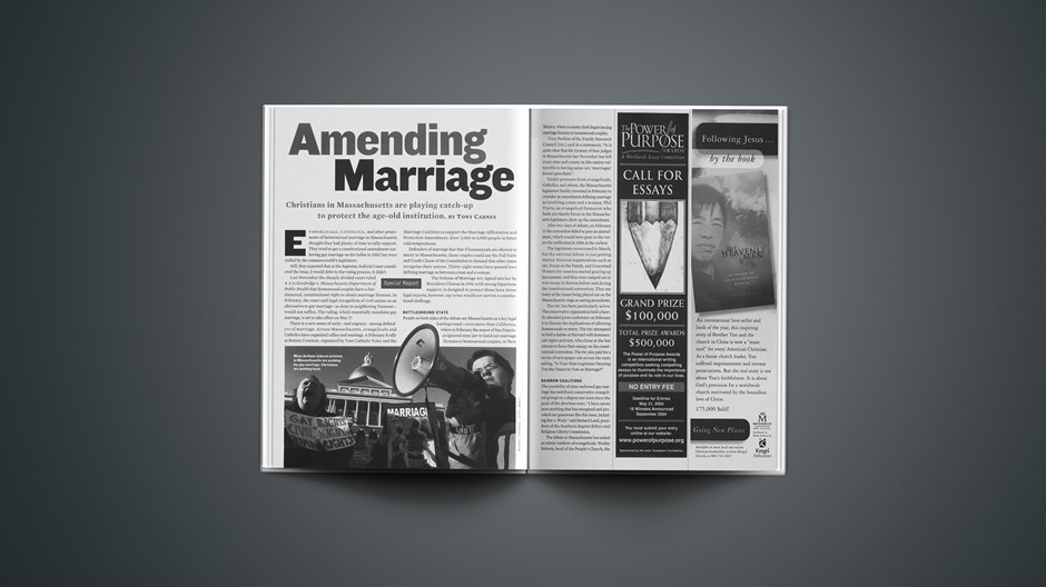 Amending Marriage