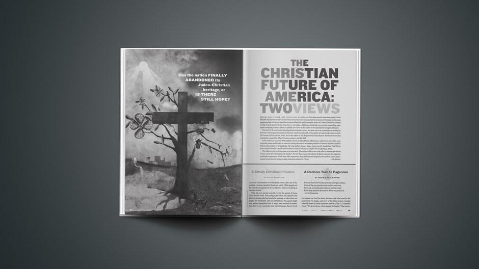 A Steady Christian Influence