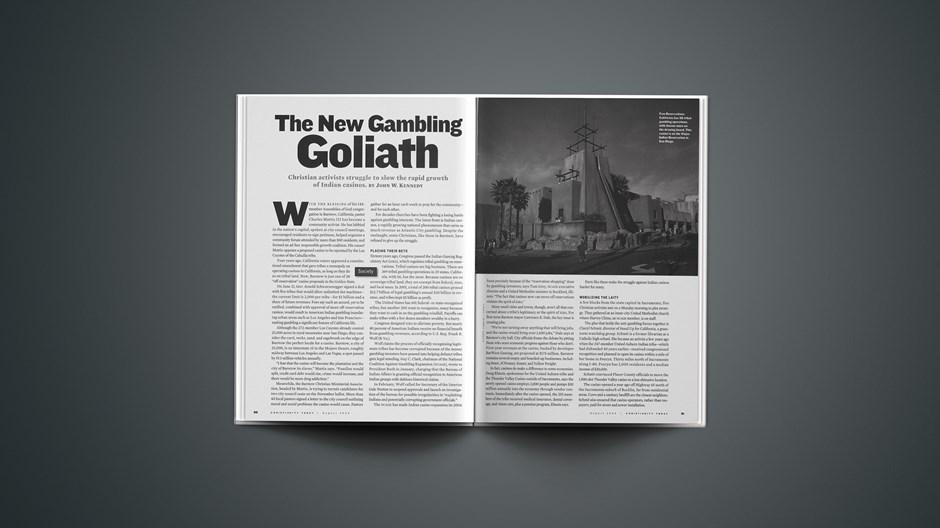 The New Gambling Goliath