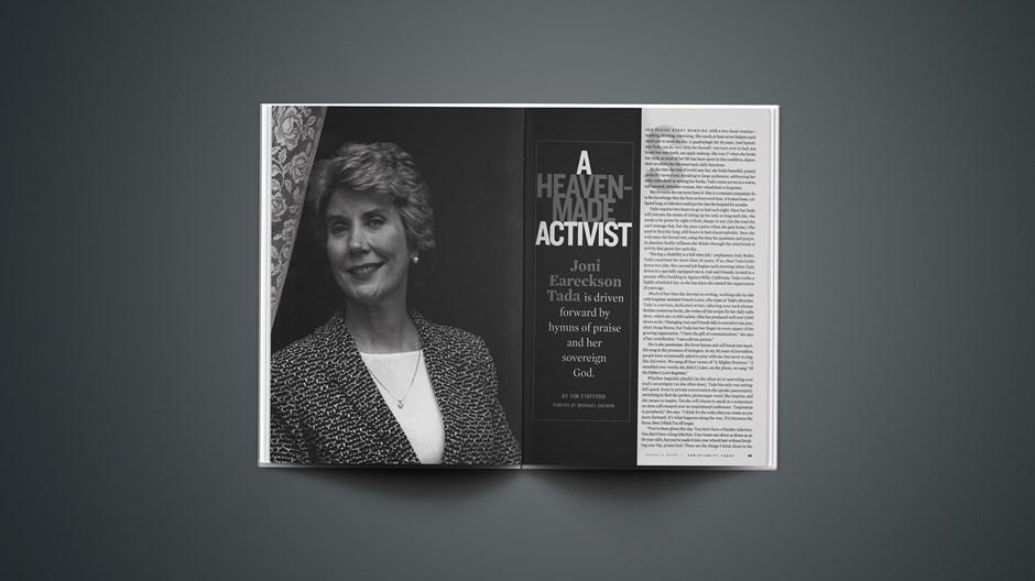 A Heaven-made Activist