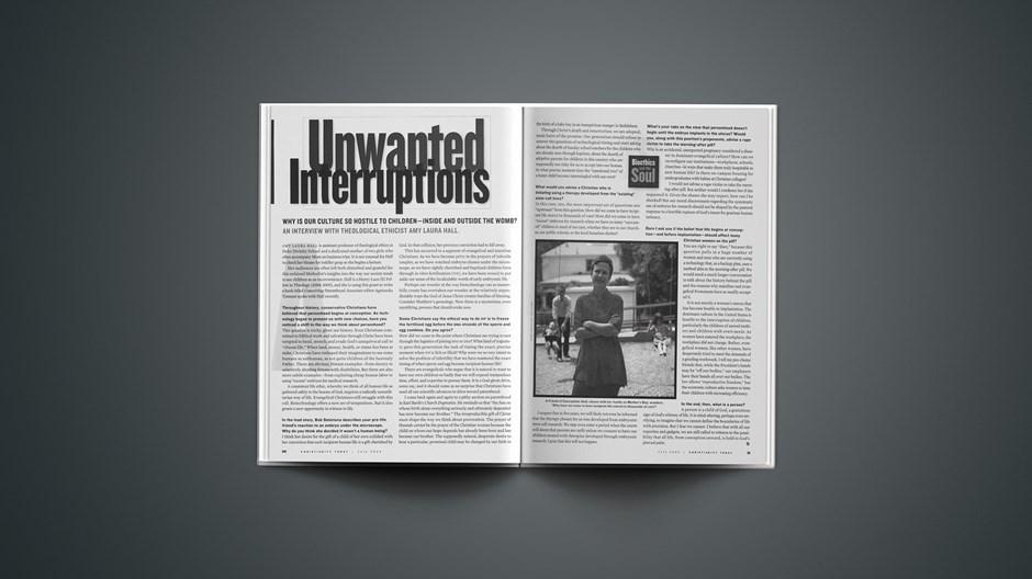 Unwanted Interruptions