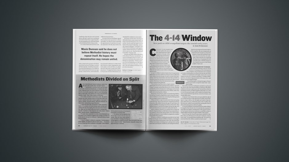 The 4-14 Window