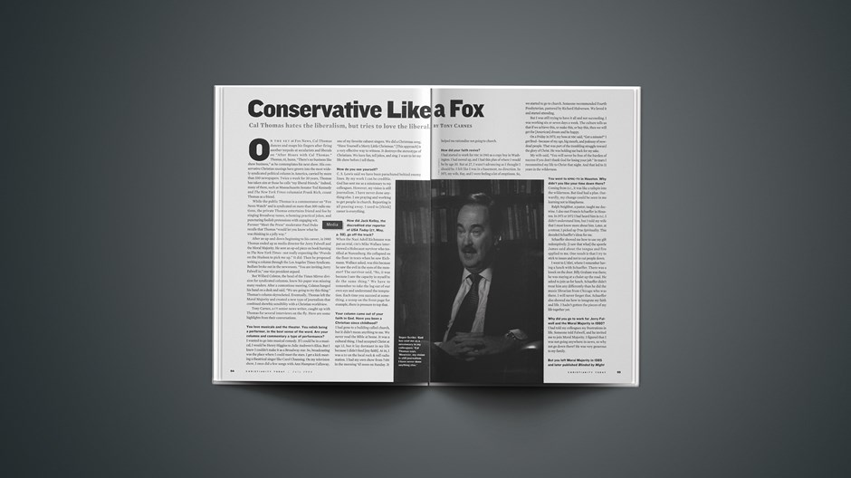 Conservative Like a Fox