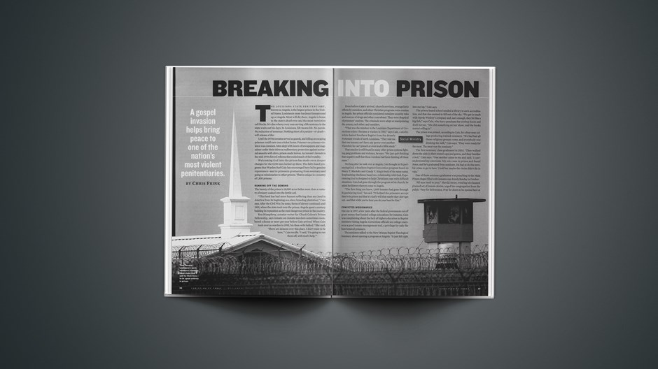 Breaking Into Prison