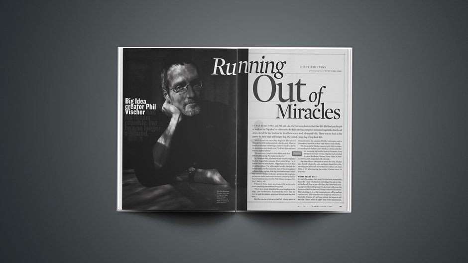 Running Out of Miracles
