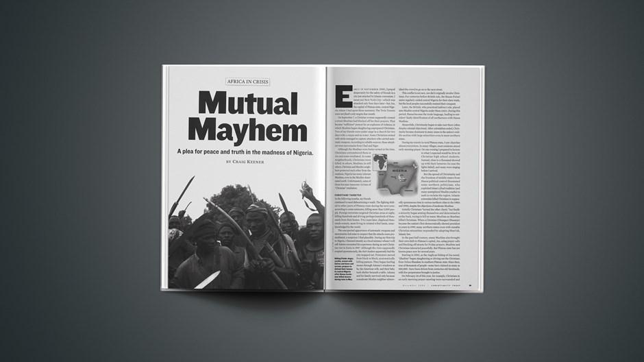 Mutual Mayhem