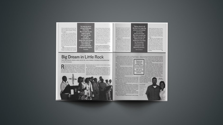Big Dream in Little Rock