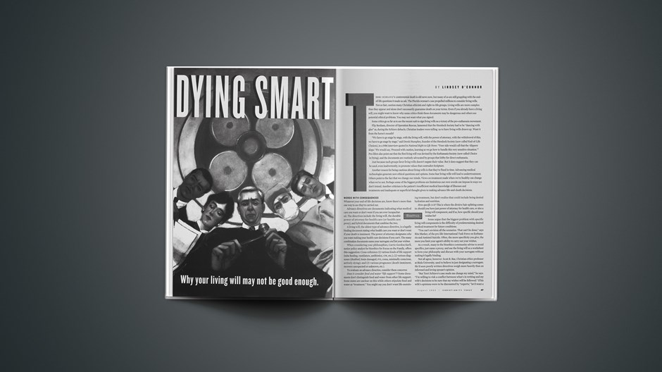 Dying Smart