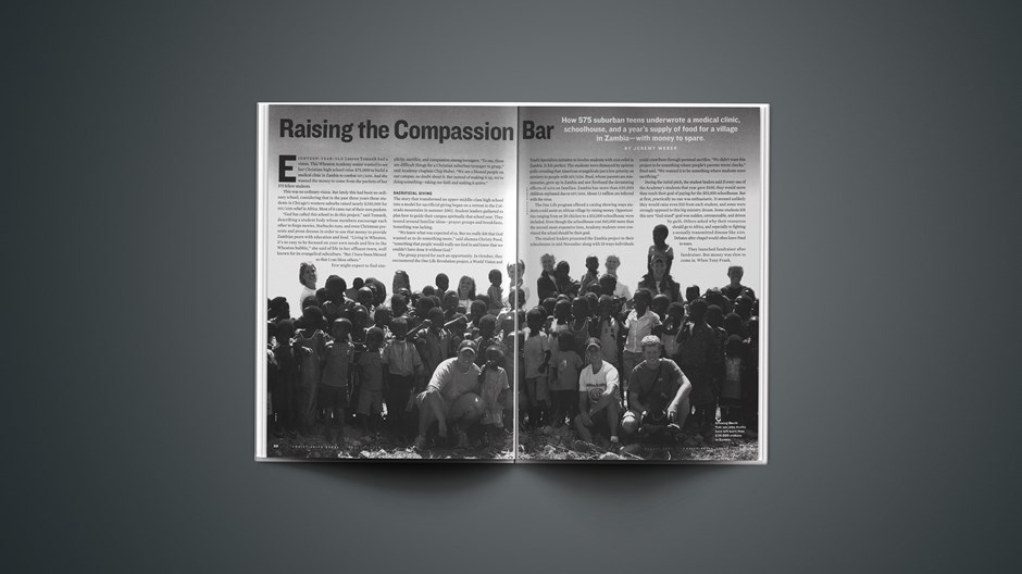 Raising the Compassion Bar