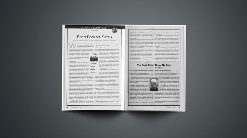 Scott Peck vs. Satan