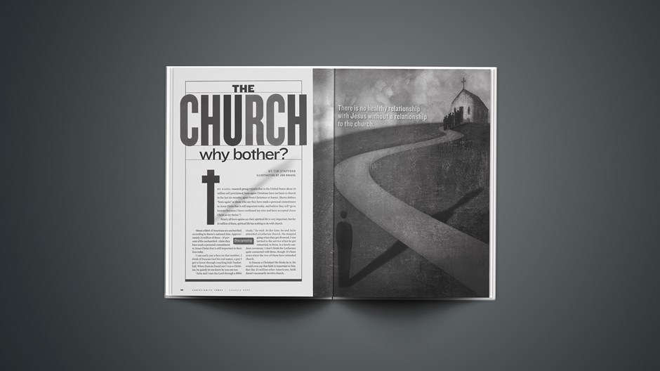 The Church—Why Bother?