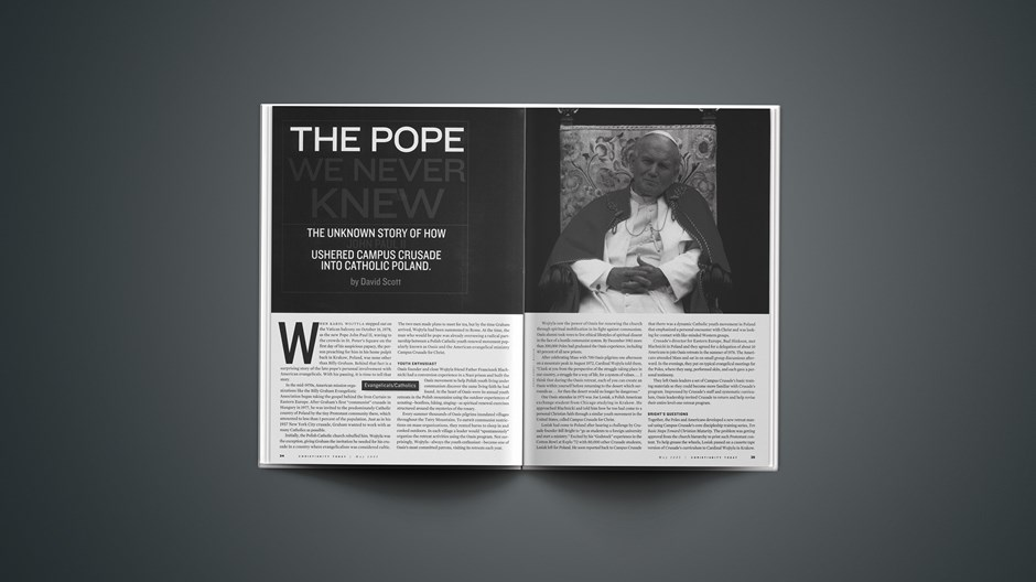 The Pope We Never Knew