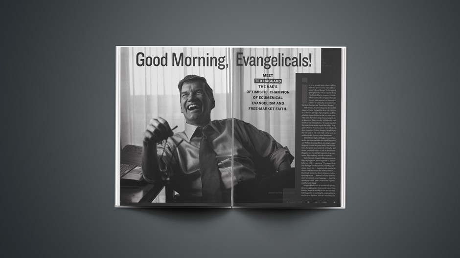 Good Morning, Evangelicals!
