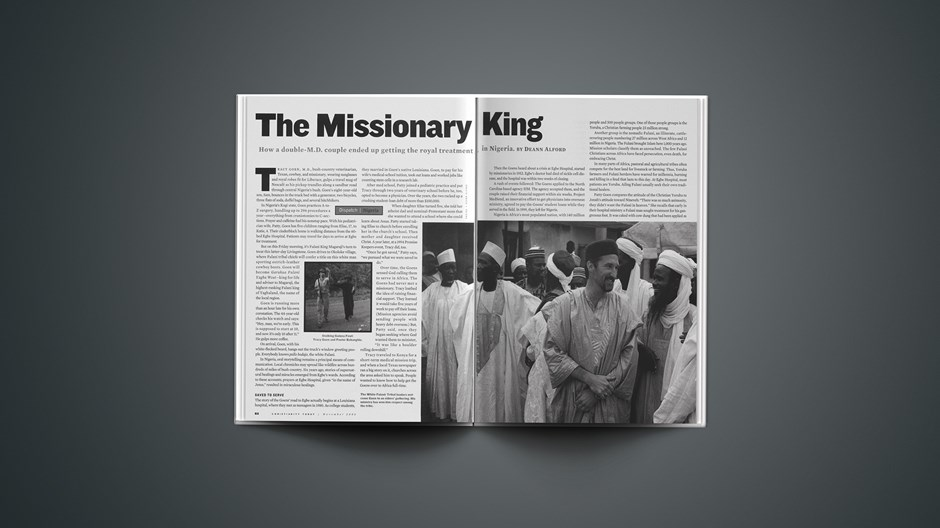 The Missionary King