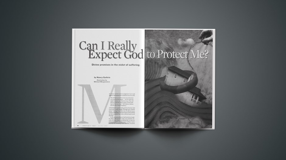 Can I Really Expect God to Protect Me?