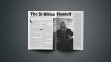 CT Classic: The $1 Billion Handoff