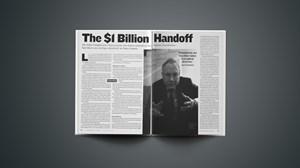 CT Classic: The $1 Billion Handoff